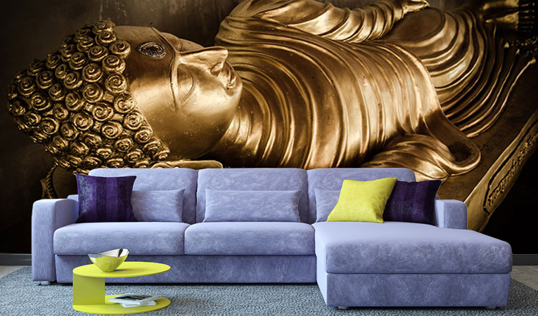 Buddha Wallpaper Decor