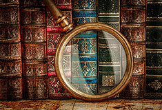 Ancient Old Books