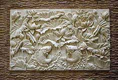 Wall And Stone Carvings
