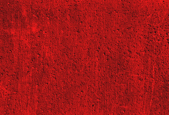 Red Concrete Wall Texture