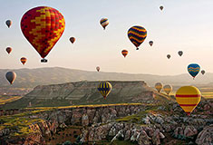 Hot Air Balloons Goreme