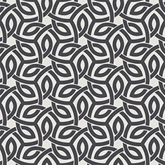 Intersecting Stripes Pattern