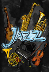 Musical Instrument Background