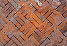 Rusted Brick Texture