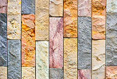 Thin Stone Bricks