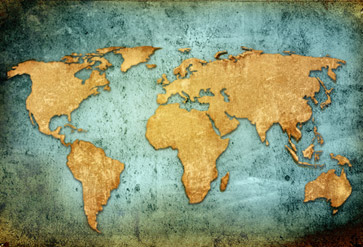 Shop World Map Textures Wallpaper In Maps Amp Geography Theme