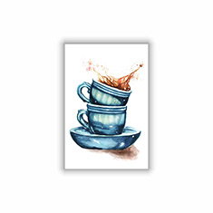Coffee Painting