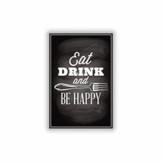 Eat Drink be Happy