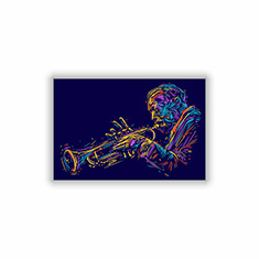 Jazz Trumpet Player