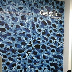 Geistlich Pharma Meeting Room